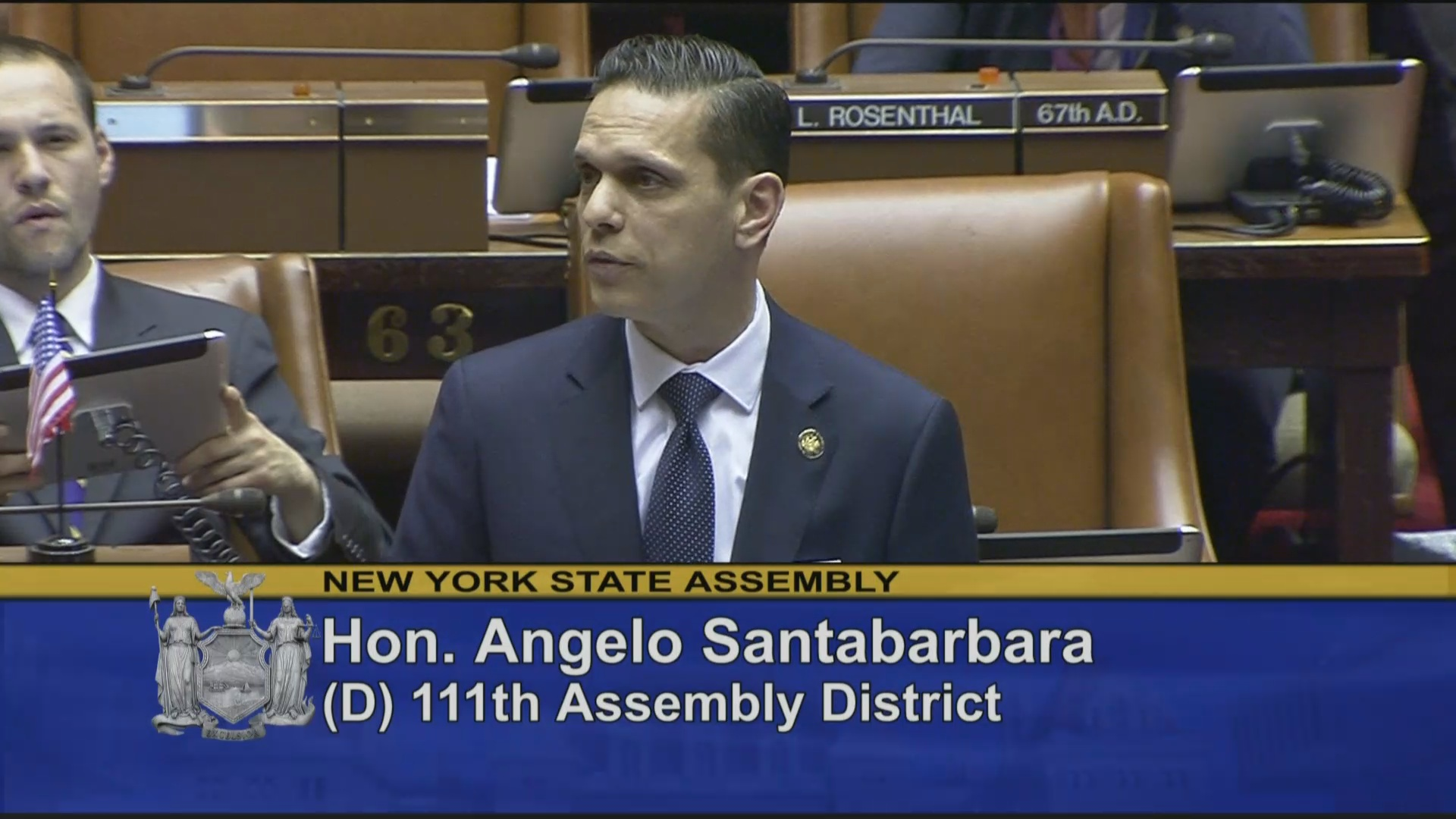 Assemblymember Santabarbara on Home for Heroes Program