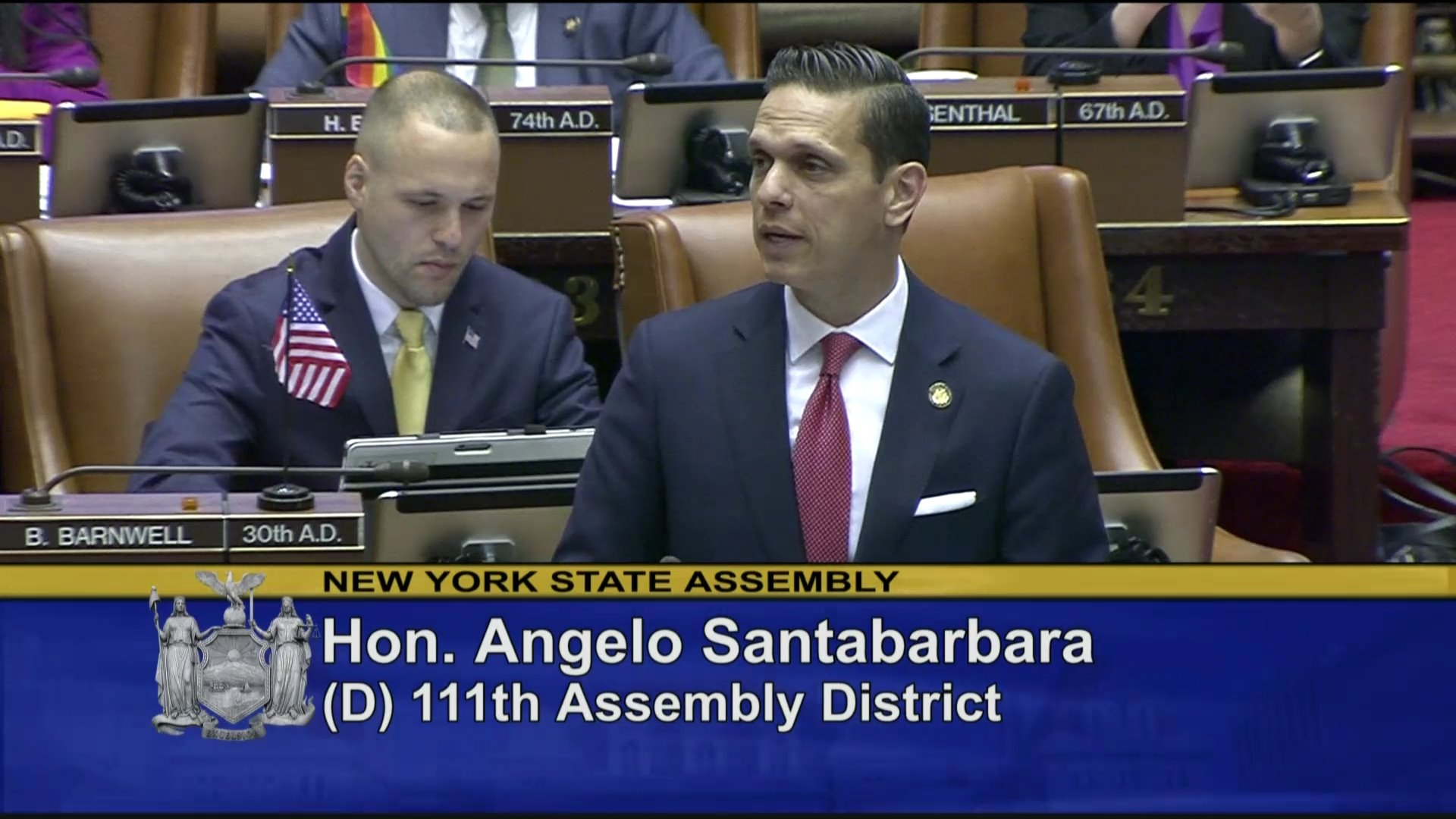 Assemblyman Santabarbara Fights for Increased Autism Screening