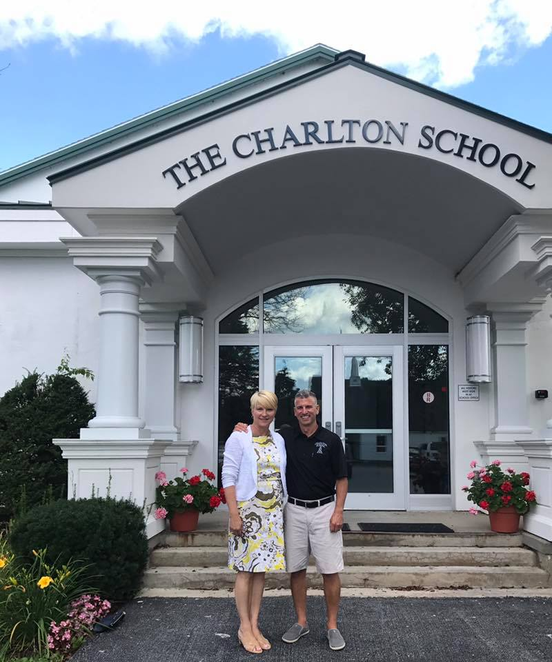 Assemblywoman Walsh visits the Charlton School campus with Executive Director Alex Capo. The School is a not-for-profit residential treatment center and special education school for girls in the 8th through 12th grades.<br />
