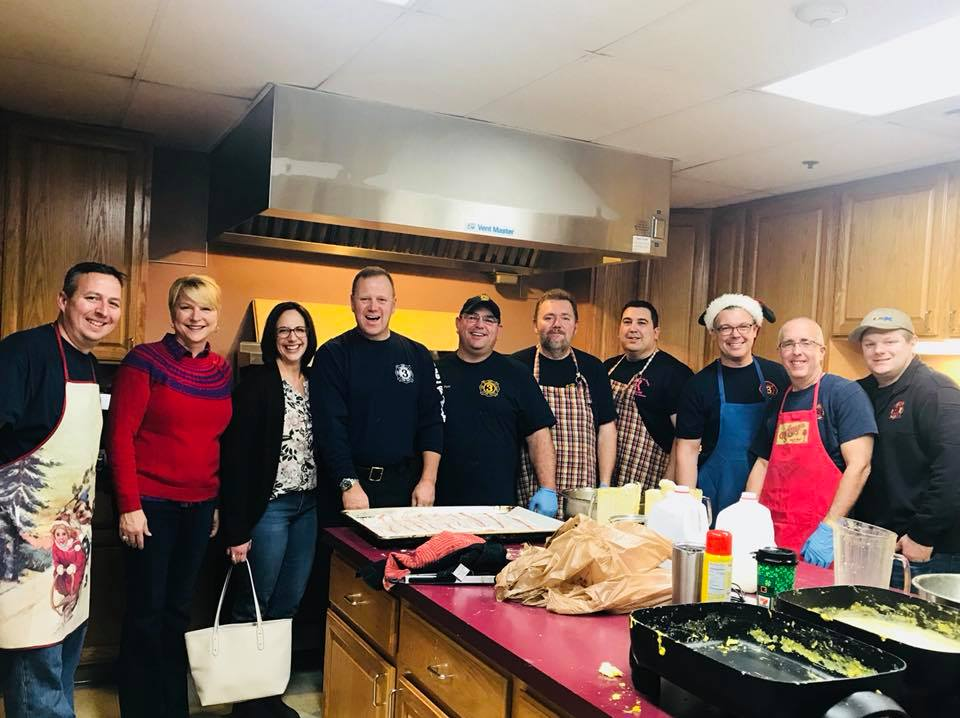 Thank you, East Glenville Fire Department for the great breakfast with Santa this morning!<br /><br />&nbsp;