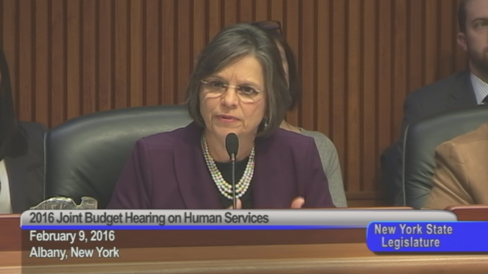 Assemblywoman Lupardo Questions Cost, Timeframe Of Childcare And Development Block Grant