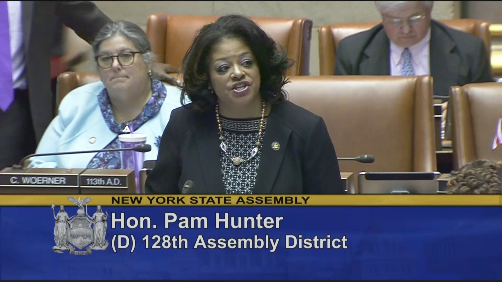 Assemblymember Hunter Introduces Legislation to Prevent Gun Violence