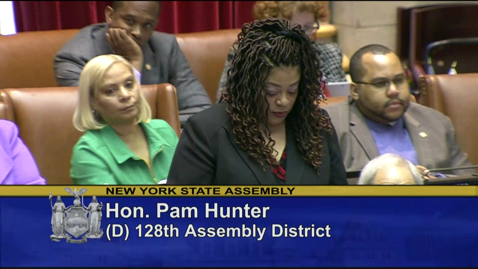 Assemblymember Hunter Welcomes West Point Cadets