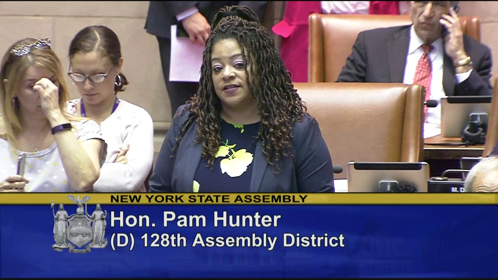 Hunter Fights to Ensure New Yorkers Can Access the Services They Need