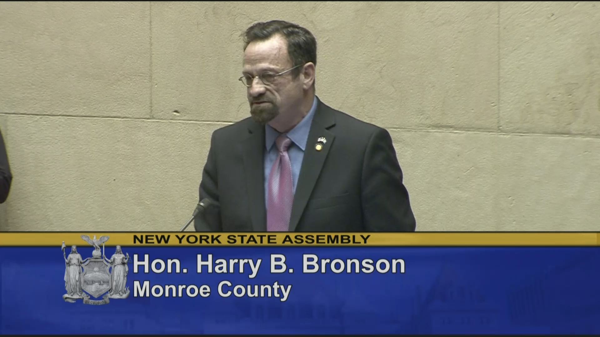 Bronson Advocates for Public Labor Agreement