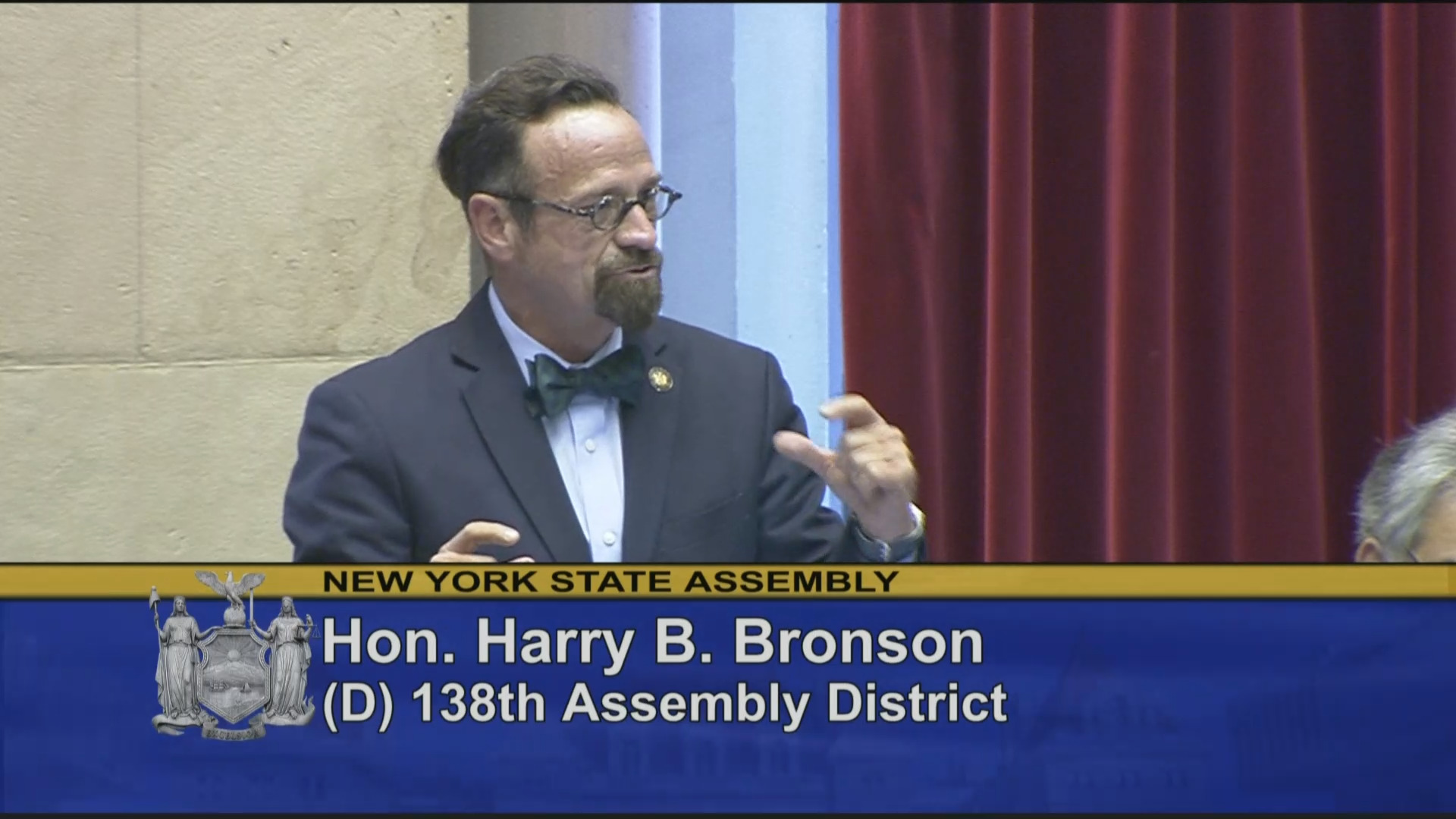 Bronson Fights for Workers' Health