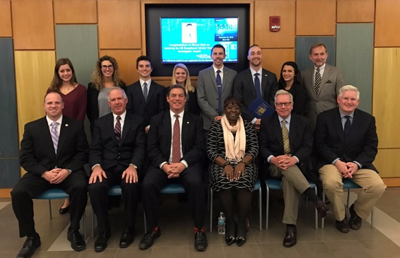 December 01, 2016 – Assemblywoman Peoples-Stokes and the Western New York Delegation attended the University of Buffalo Pharmacy Legislative Advocacy Invitational Day.