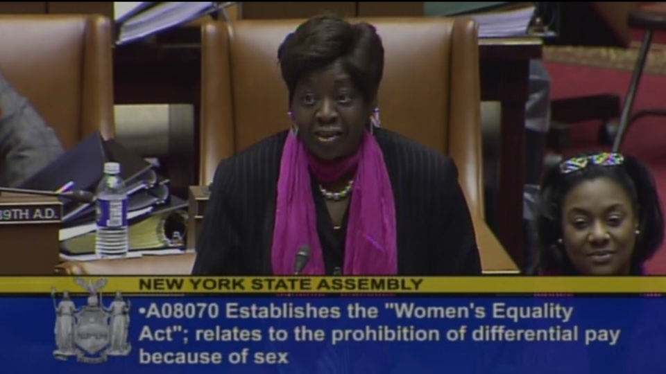 Women's Equality Act