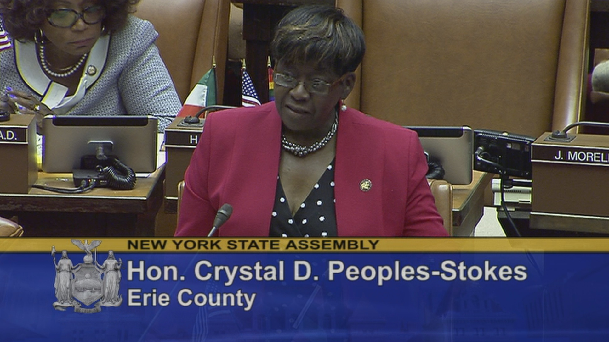 Assemblymember Peoples-Stokes on Opioid Education