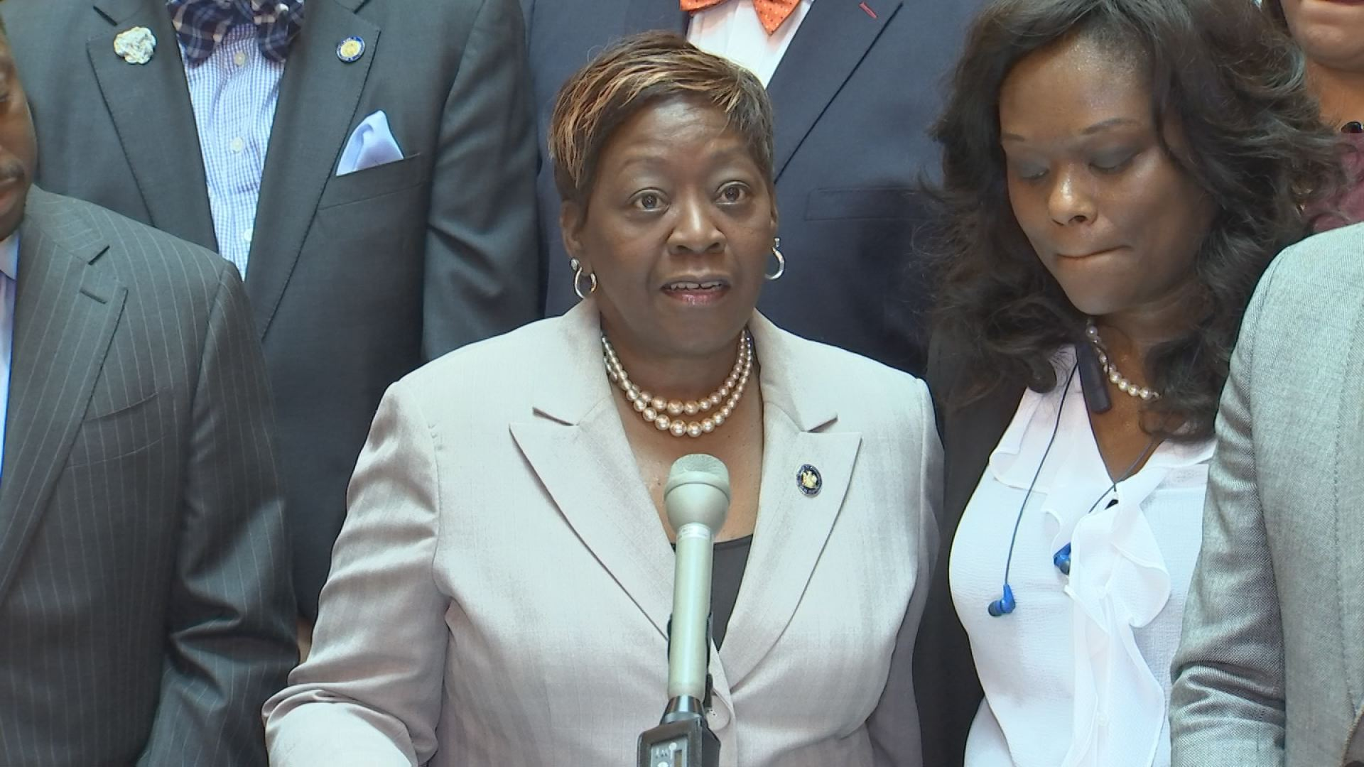 Minority and Women-Owned Business Enterprises Press Conference