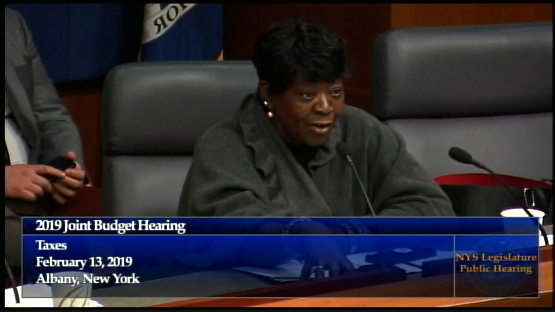 Assemblymember Peoples-Stokes Discusses Marijuana Legalization