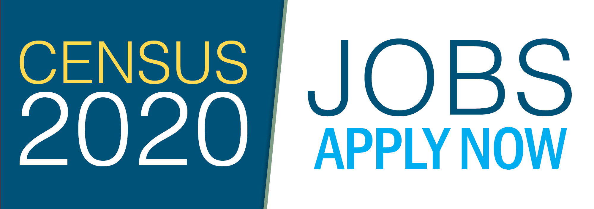 Census 2020 Jobs - Apply Now