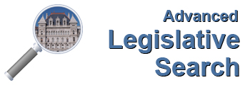 Legislative Bill Search