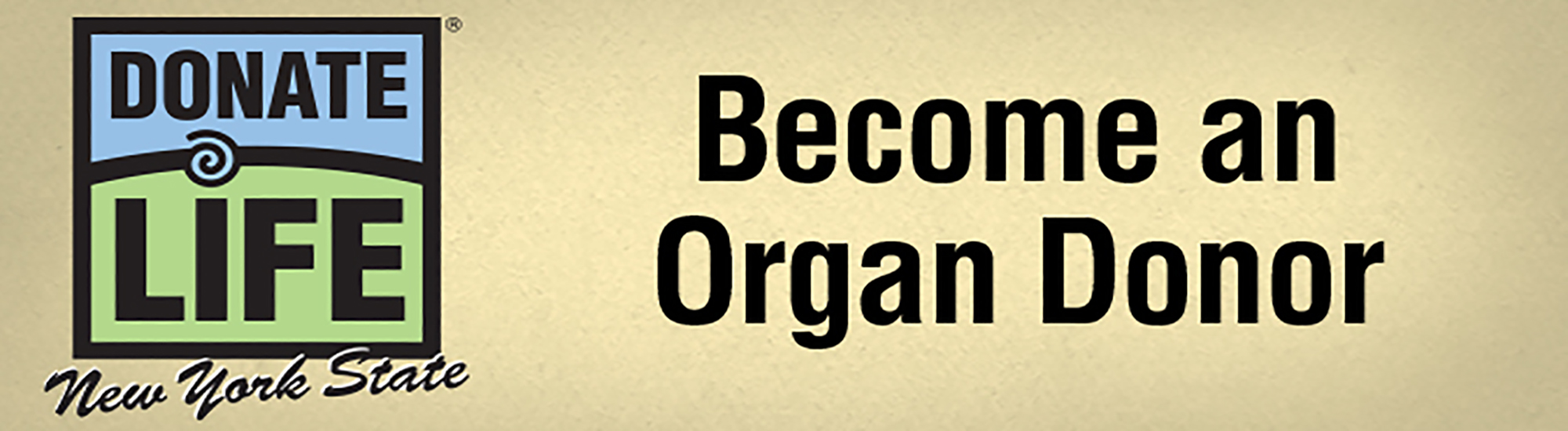 Become an Organ Donor