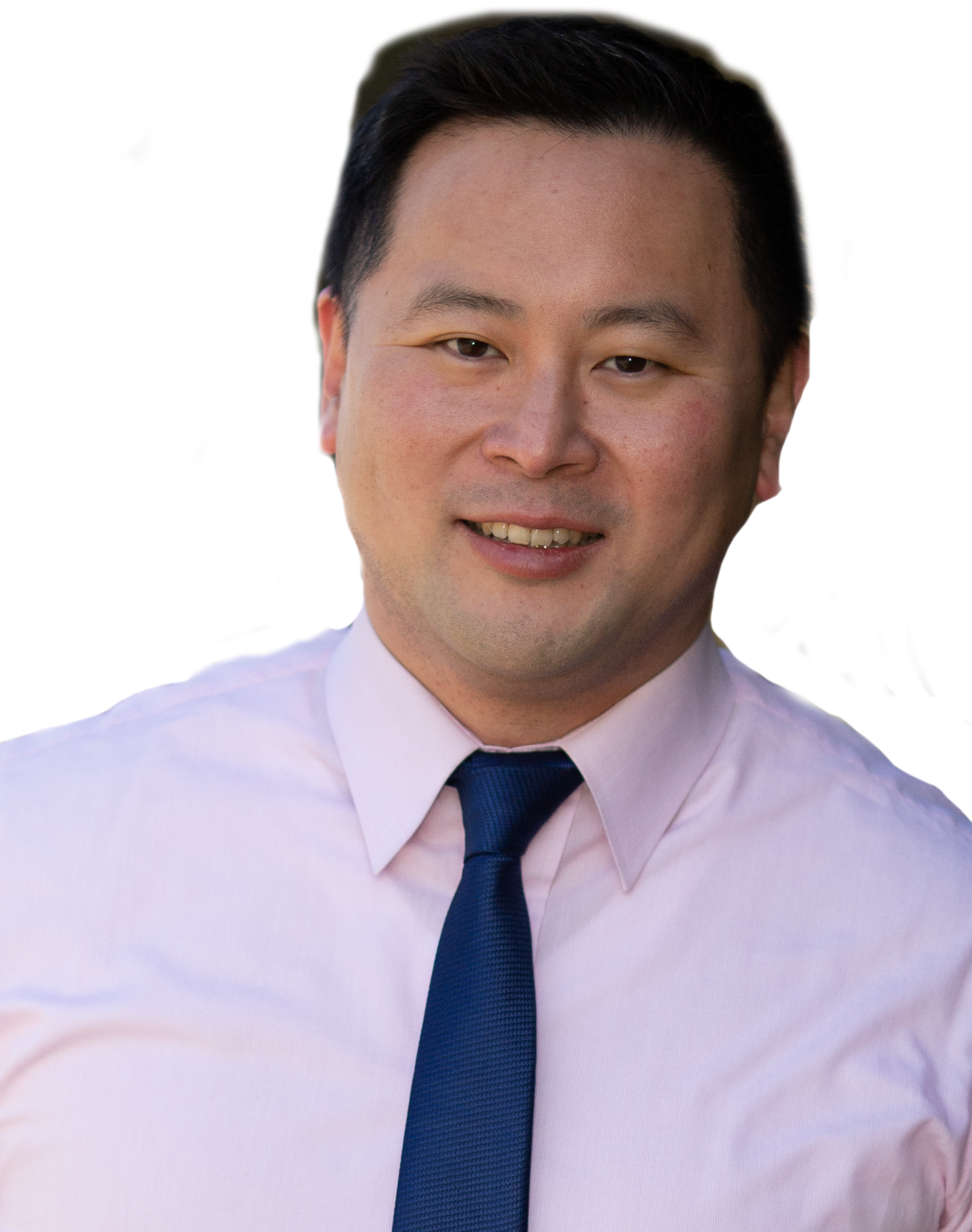 Ron Kim headshot