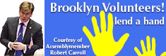 Brooklyn Volunteers!  Lend a Hand!