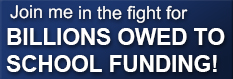 Join Me in the Fight for BILLIONS OWED TO SCHOOL F
