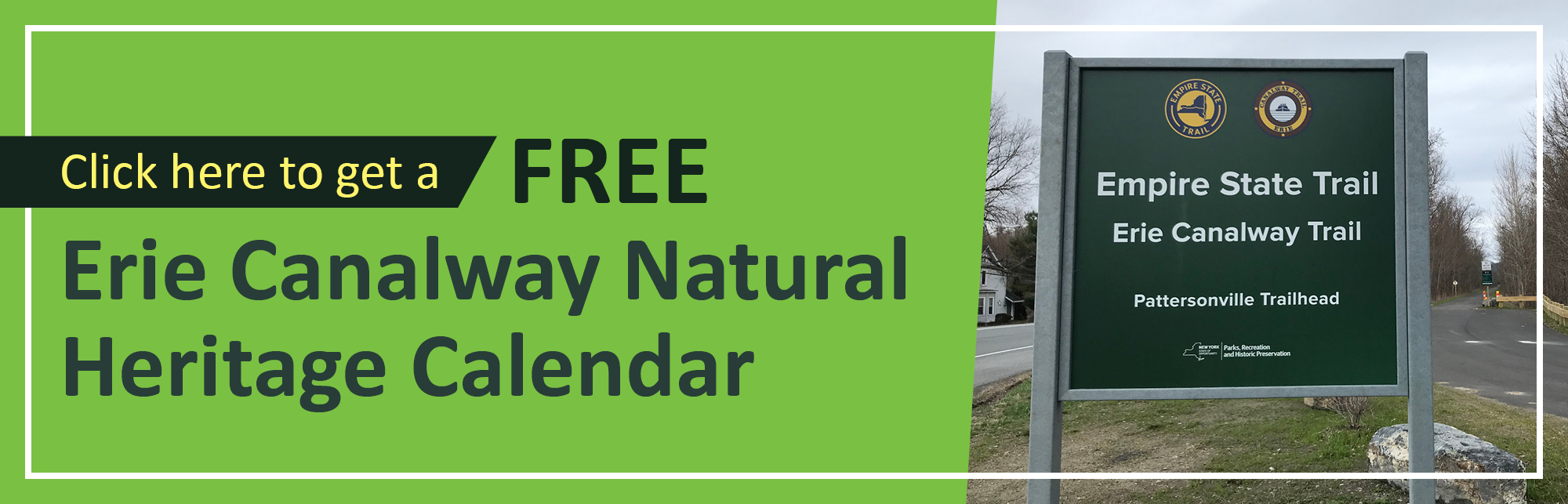 Erie Canalway Natural Heritage Calendar