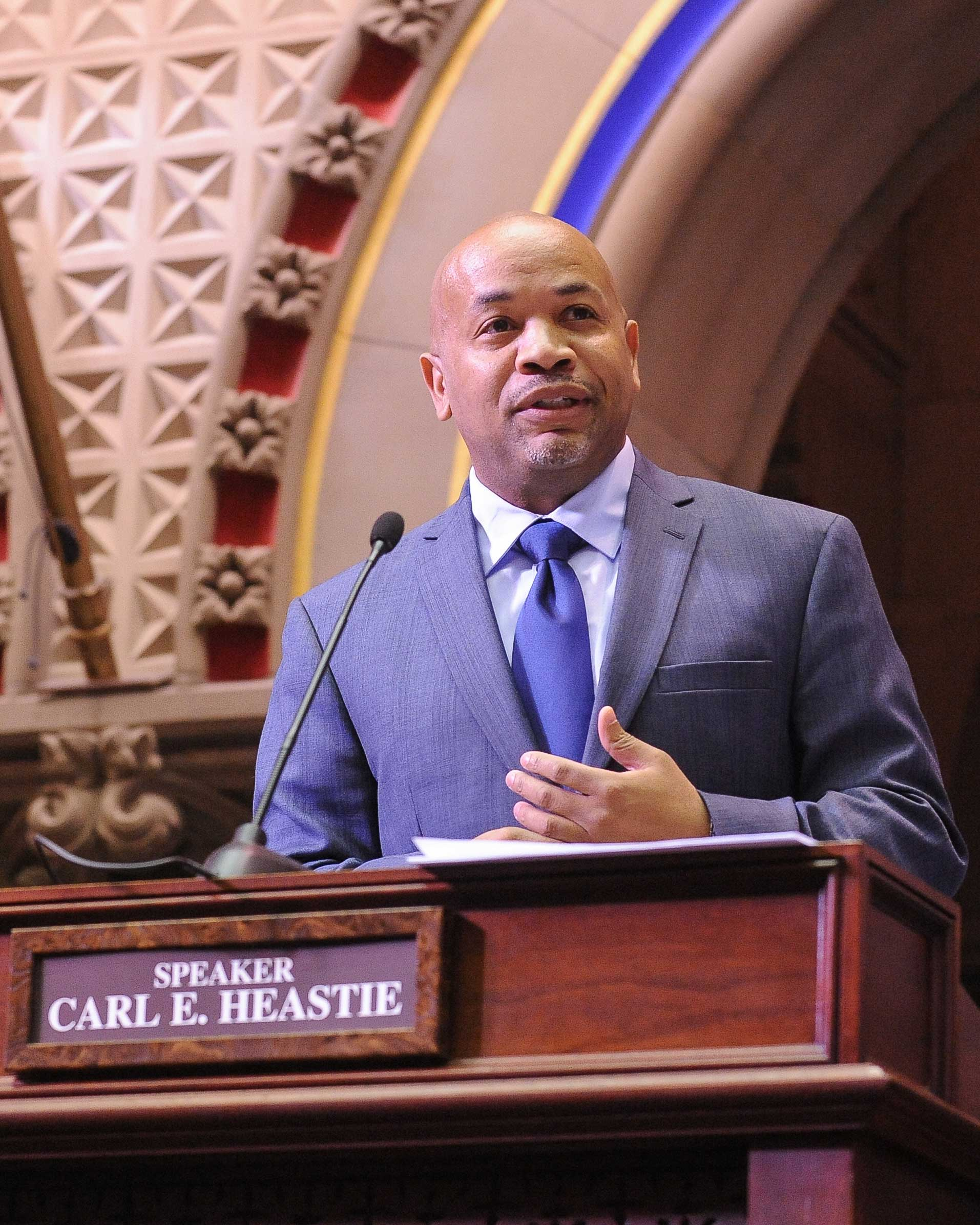 Carl E. Heastie Photo